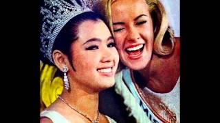 A Tribute to Apasra Hongsakula, Miss Universe 1965.