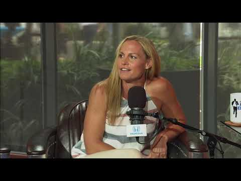 2-Time WC Champ Christie Pearce Rampone Talks Women's World Cup with Rich Eisen   Full Interview