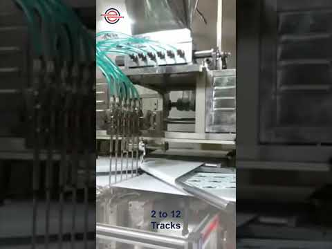 Two Track Packing Machine