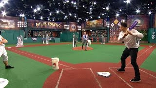 Rockies Home Run Derby in Studio 42