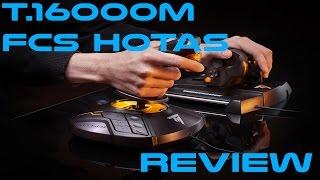 T.16000m FCS HOTAS Review