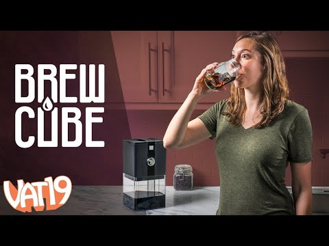 Make Perfect Cold Brew Coffee Automatically