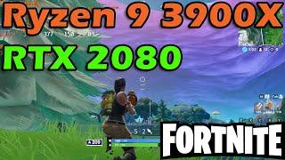 ryzen 5 2600x rtx 2070 fortnite low - TH-Clip