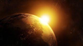 С земли во Вселенную