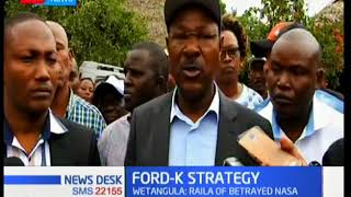 Moses Wetangula's Ford Kenya rolls out 2022 campaigns
