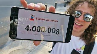 El secreto de los 4 MILLONES