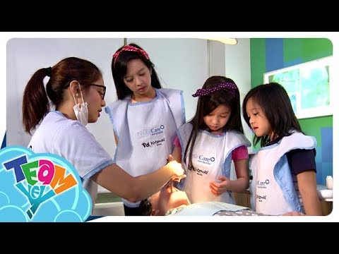Dental Clinic in Kidzania Manila   Team Yey Timeout