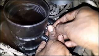 HOW BMW ENGINE OIL COOLER REPLACE