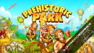 Prehistoric Park Builder Gameplay