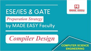 Preparation Strategy   GATE   Computer Science Engineering   Compiler Design