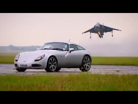 TVR car review | Top Gear | BBC