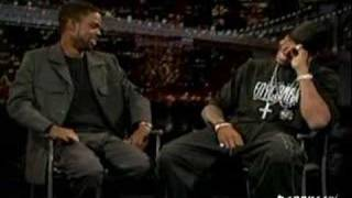 Allen Iverson Interview on The Chris Rock Show 1999 Funny