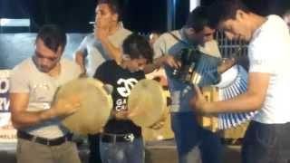 preview picture of video 'Tarantella 2 organetti Pellaro 2012'