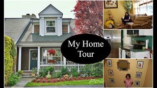 Indian (NRI) Home Tour  |  Indian Home Decorating Ideas |Simple Living Wise Thinking