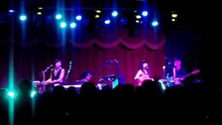 "Cibo Matto ""Tenth Floor Ghost Girl"" Brooklyn Bowl - 7-12-11 (NEW!)"