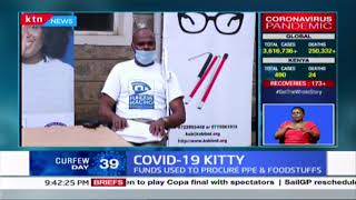 COVID-19 Kitty: Corporates urged to step up as Britam donates Ksh 15M to boost fund