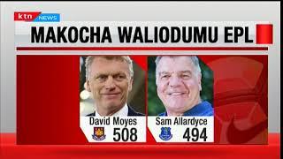 Makocha waliodumu katika ligi kuu ya Uingereza: Zilizala viwanjani