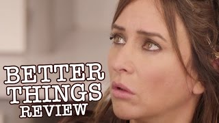 Better Things FX Review - Pamela Adlon and Louis CK Show