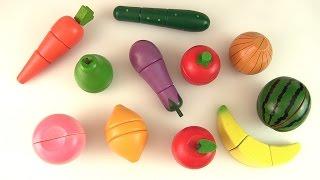 Apprendre Les Fruits Et Legumes En Français Learn The French Names Of Fruits & Vegetables