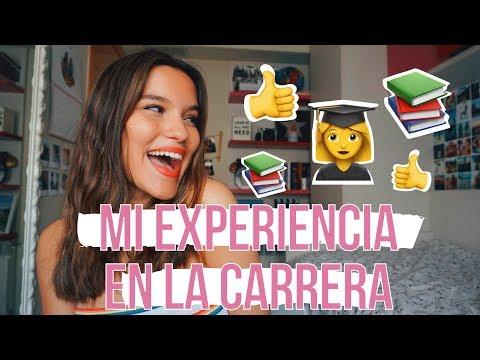 MI EXPERIENCIA EN LA CARRERA II CARLA_DIPINTO