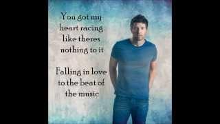 Brett Eldredge Beat of the Music lyrics!