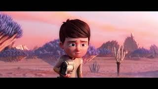Vili ja monsteriplaneetta traileri
