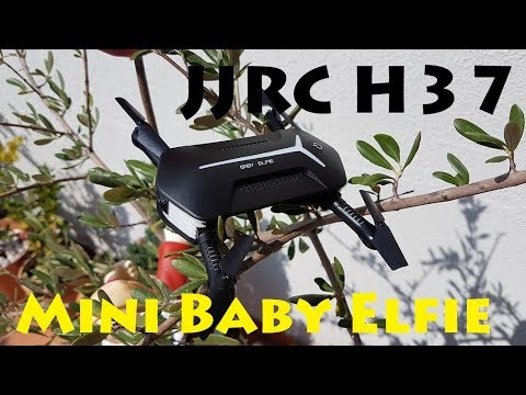 JJRC H37 Mini Baby Elfie 720P WIFI FPV With Beauty Mode Altitude Hold RC Quadcopter RTF DVR Banggood