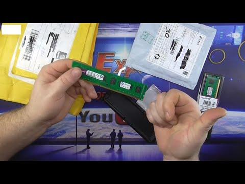 ОЗУ DDR 3 / Недорогой SSD диск KingDian 60 GB / ФЛЕШКИ из Китая с AliExpress