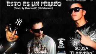 Sousa 'El Atomiko' Ft Ñengo Flow, Trebol Clan - Esto Es Un Perreo (Prod. Marcos G) (El Orfanato)