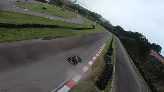 Drone Race FPV - Kart II - Kartódromo de Farroupilha