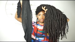 4 Simple On The Go Hairstyles For Locs
