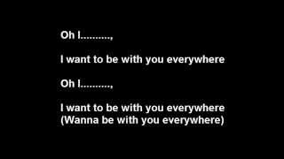 FLEETWOOD MAC - EVERYWHERE (LYRICS)