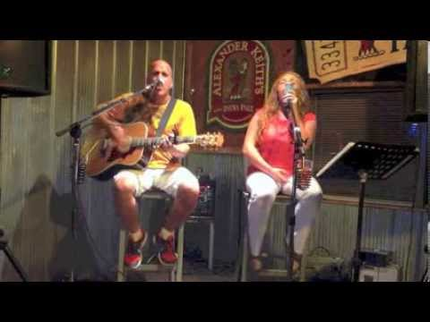 Jen Knight-Hootie and the Blowfish - Hold My Hand Acoustic Cover