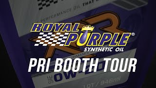 2015 PRI Show – Royal Purple