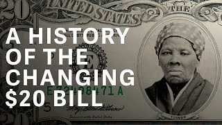 A brief history of the American $20 bill