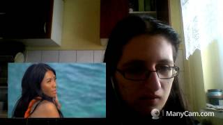 [REACTION] Anggun - A nos Enfants MV