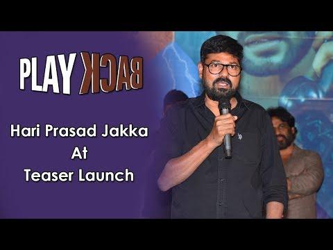 director-hari-prasad-jakka-at-play-back-movie-teaser-launch