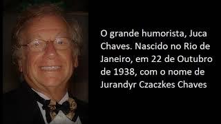 Juca Chaves - Restaurante Comendador Sdrwus