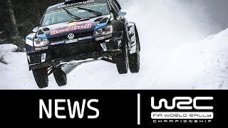 WRC - Sweden2016 Stage 5 to 9