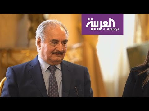 العرب اليوم - شاهد: حفتر يتهم الأمم المتحدة بالانحياز والسعي لتقسيم ليبيا