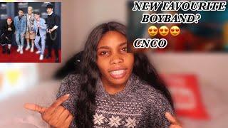 CNCO  DE CERO ( Official Video) Reaction
