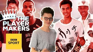 Teen SM Creps sells to Paul Pogba, Dele Alli & Kevin de Bruyne | BBC Sport