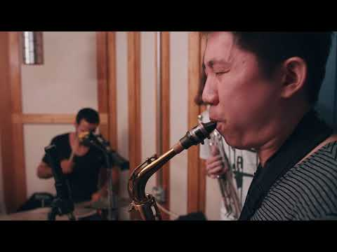 Funk Session - Alto Sax Improvised