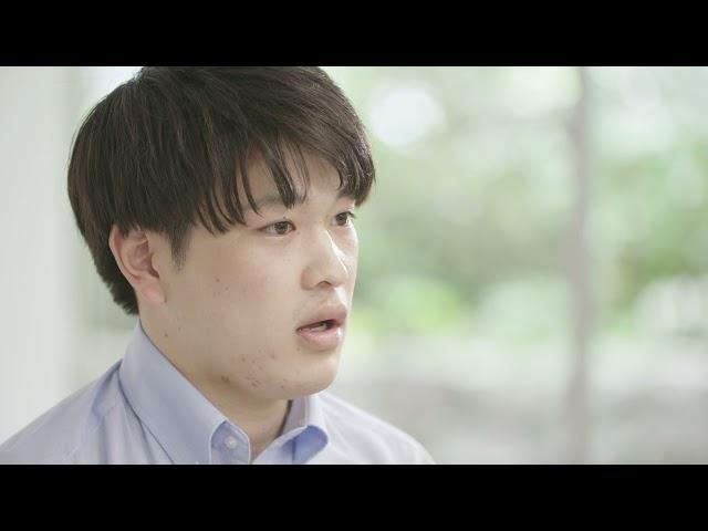 J-POWER設計コンサルタント 先輩社員インタビュー1
