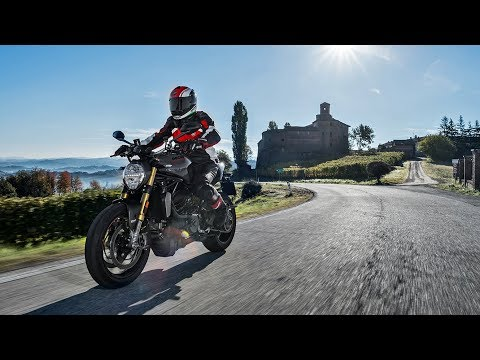 2018 Ducati Monster 1200 in Greenville, South Carolina - Video 1