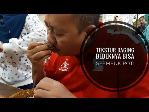 Kuliner Bebek Paling Juara Di Probolinggo,Warung Bu Lely Khas Tugu Pahlawan Surabaya