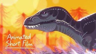 """Sharp Teeth"" | Animated Short Film (2019)"