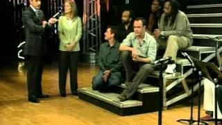 Dave Matthews Band on The Today Show 05/10/2005 Stand Up