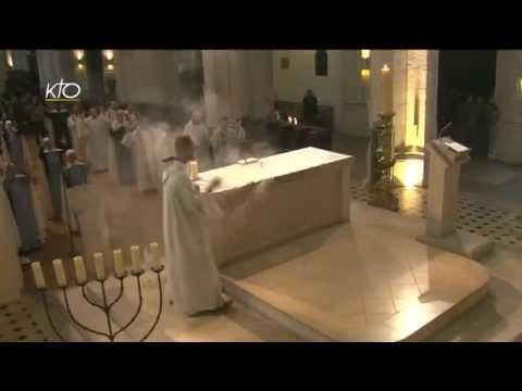 Vêpres et Eucharistie du 3 mai 2014