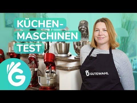 Küchenmaschine Test 2019 – 9 Maschinen von Bosch bis Kenwood